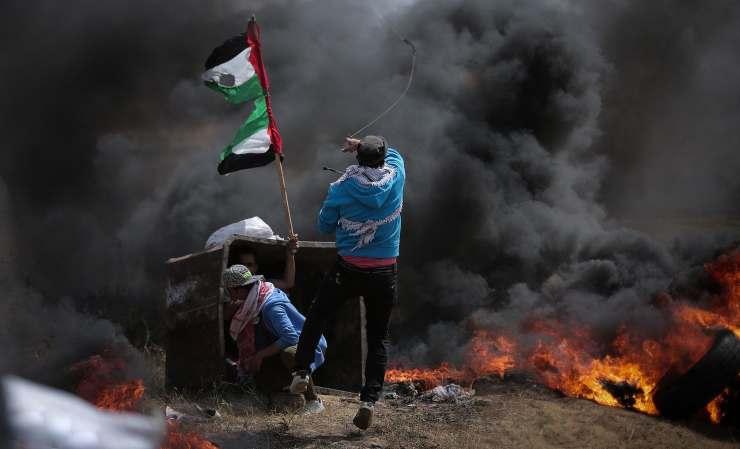 guerra social Israele