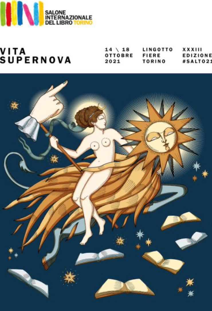 Vita Supernova, Il salone del libro 2021